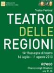 """""""Se fa, ma nò se disi!"""" al Teatro delle Regioni - domenica 11 agosto 2013 alle ore 21.15 presso il  Chiostro Olivetano"""